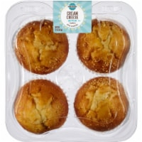 Bakery Fresh Goodness Cream Cheese Muffins 4 Count