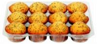Bakery Fresh Goodness Mini Almond Poppy Muffins