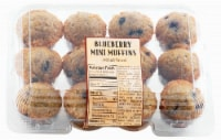 Bakery Fresh Goodness Mini Blueberry Muffins