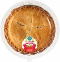 Bakery Fresh Goodness Strawberry Rhubarb Pie - 8 in