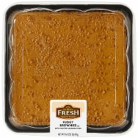 Bakery Fresh Goodness Salted Caramel Fall Brownie