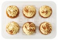 Bakery Fresh Goodness Pumpkin Whippy Cupcakes - 6 ct / 12 oz