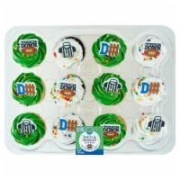 Bakery Fresh Goodness NFL Assorted Cupcakes - 6 ct / 12 oz