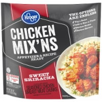 Kroger® Chicken Mix'Ns Sweet Sriracha Seasoned Chckn Breast Meat Chunks Bag