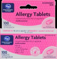 Kroger® Allergy Tablets