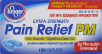 Kroger® Extra Strength Pain Relief PM Caplets