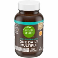 Simple Truth™ Easy-To-Swallow One Daily Multiple Vitamin Tablets