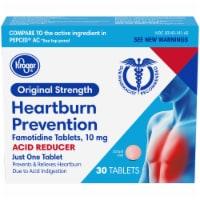 Kroger® Heartburn Prevention Tablets - 30 ct