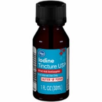 Kroger® Iodine Tincture USP First Aid Antiseptic