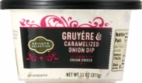 Private Selection™ Gruyere and Caramelized Onion Dip
