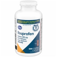 Kroger® Ibuprofen 200mg Coated Caplets