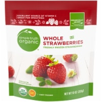 Simple Truth Organic™ Frozen Whole Strawberries