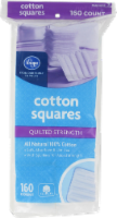 Kroger® Cotton Squares Quilted Strength 160 Count