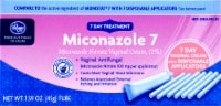 Kroger® Miconazole 7 Day Kit