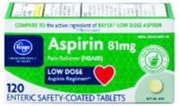 Kroger® Low Dose Aspirin 81 mg