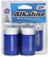 Kroger® D Alkaline Batteries