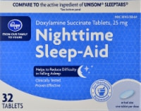 Kroger®  Sleep Aid Tablets