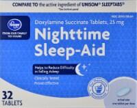 Kroger®  Sleep Aid Tablets - 32 ct
