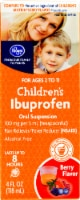 Kroger® Children's Ibuprofen Berry Flavor Oral Suspension