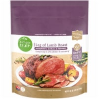 Simple Truth™ Rosemary Garlic & Pepper Leg of Lamb Roast