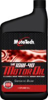 Moto Tech® 10W-40 SAE Motor Oil