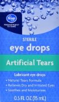 Kroger® Artificial Tears Eye Drops