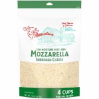 Moovelous Shredded Mozzarella Cheese