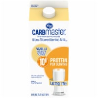 Kroger® CarbMaster™ Vanilla Ultra-Filtered Nonfat Milk