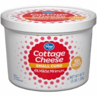 Kroger® 4% Milkfat Small Curd Cottage Cheese