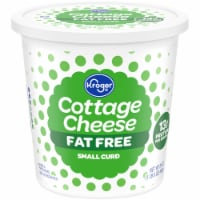 Kroger® Small Curd Fat Free Cottage Cheese
