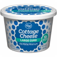 Kroger® Large Curd Cottage Cheese