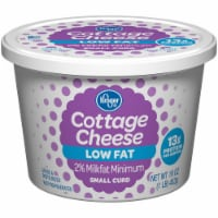 Kroger® 2% Lowfat Small Curd Cottage Cheese