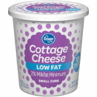 Kroger® Low Fat Small Curd Cottage Cheese