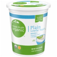 Simple Truth Organic™ Plain Lowfat Yogurt