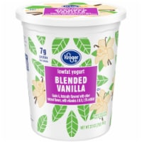Kroger® Blended Vanilla Lowfat Yogurt - 32 oz