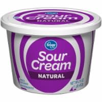 Kroger® Natural Sour Cream