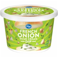 Kroger® French Onion Sour Cream Dip Tub