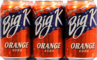 Big K® Orange Soda