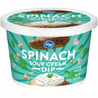 Kroger® Spinach Sour Cream Dip