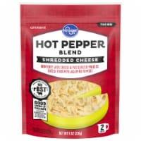 Kroger®  Shredded Hot Pepper Blend Cheese Bag
