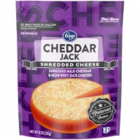Kroger® Cheddar Jack Shredded Cheese
