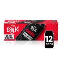 Big K® Cola Oh! Zero Calorie Soda