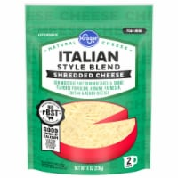 Kroger® Finely Shredded Italian Style Cheese