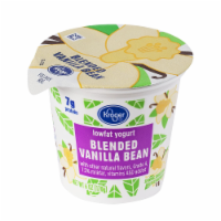 Kroger® Blended Vanilla Bean Lowfat Yogurt
