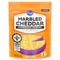Kroger® Shredded Marbled Cheddar Cheese