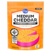 Kroger® Medium Cheddar Shredded Cheese