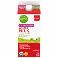 Simple Truth Organic™ Lactose Free Whole Milk