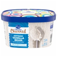 Kroger® Deluxe Vanilla Bean Churned Artisan Light Ice Cream