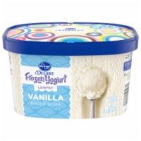 Kroger® Deluxe Lowfat Vanilla Frozen Yogurt