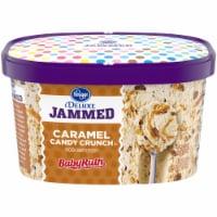 Kroger® Deluxe Jammed BabyRuth Caramel Candy Crunch Frozen Dairy Dessert - 48 fl oz